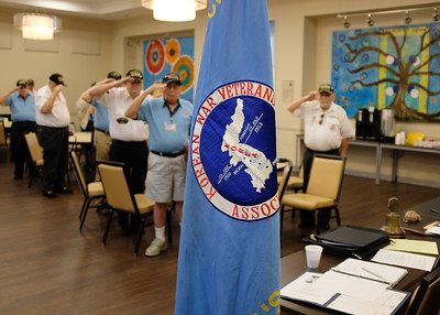 Korean War veterans honored 2019