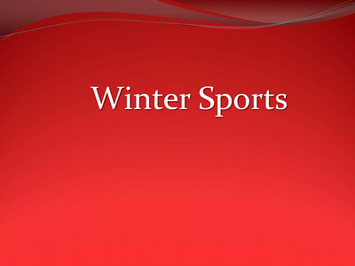 Winter Sports Action