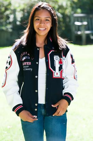 Stephanie Ayala Senior Pics