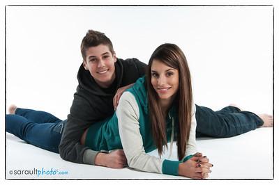 Roxanne et Phillipe