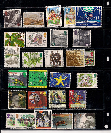 Stamps and Stamp Collecting