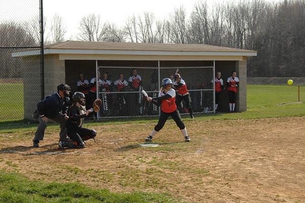 Perry JV Softball
