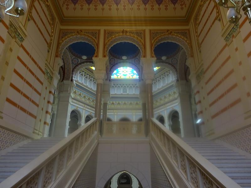 24_Sarajevo. City Hall. 1896. Pseudo-Moorish Architecture.JPG