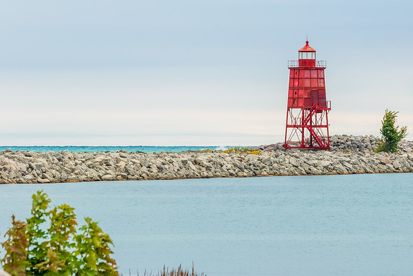 Racine Breakwater Lighthouse