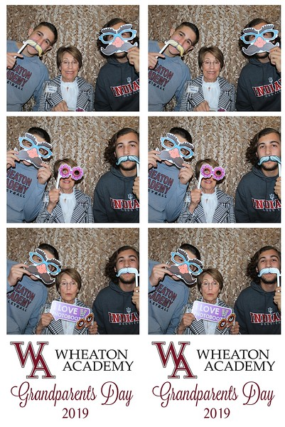 "Wheaton Academy ""Grandparents Day 2019"""