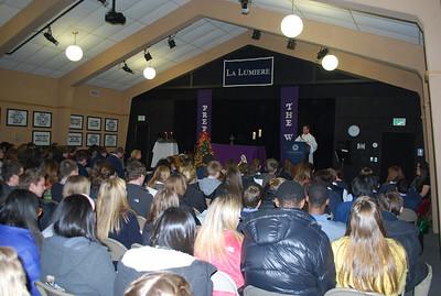 Advent Mass December 2012