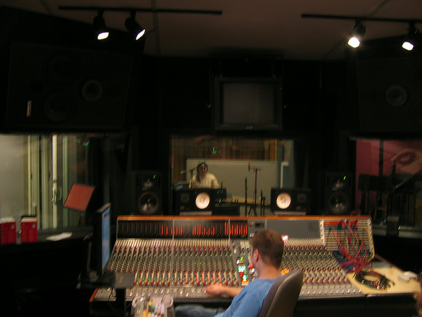 2008-12-17 Recording for David from Berklee