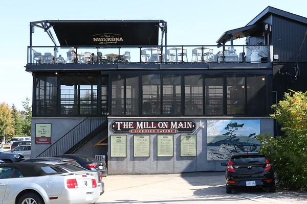 Days 8 & 10:The Mill on Main - 18 & 20 September 2019