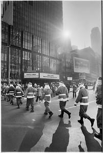 1981 Sidewalk Santas