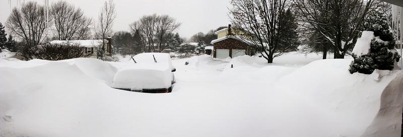 Snowpocalypse-Snowmageddon