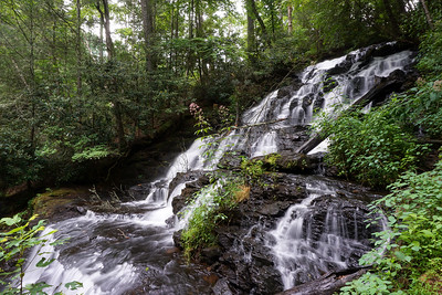 Northeast Georgia Waterfall Tour