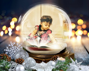 Adalyn Christmas 2019