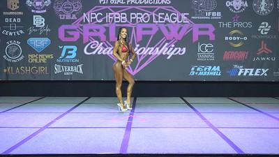 IFBB Bikini Pre Video 4