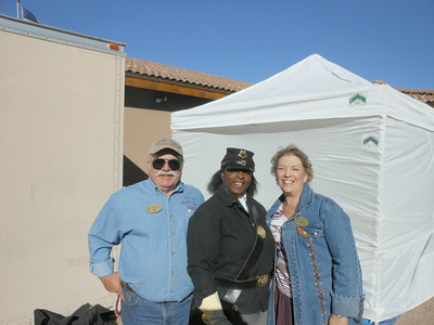 ARIZONA BUFFALO SOLDIERS, MESA, AZ. PARTNER -Superstition Mtn Museum Heritage 2 Days. Dedication: New 'Buffalo Soldiers Exhibit'. Buffalo Soldiers of the Arizona Territory - LGR.  January 18th & 19th, 2014
