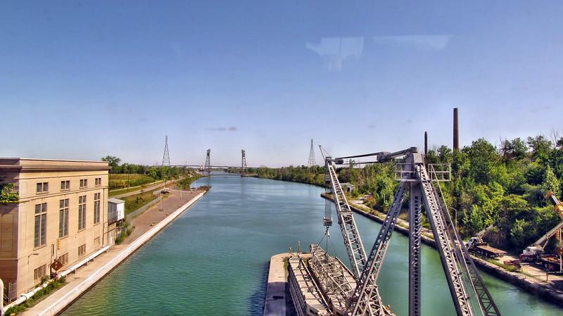 Amtrak's Maple Leaf Train from Toronto to Albany, NY