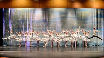 Ballet @  Joel E. Ferris High School 2014