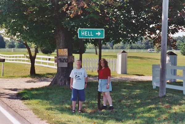 2004 Hell Michigan