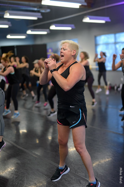 Shine Dance Fitness May 2019