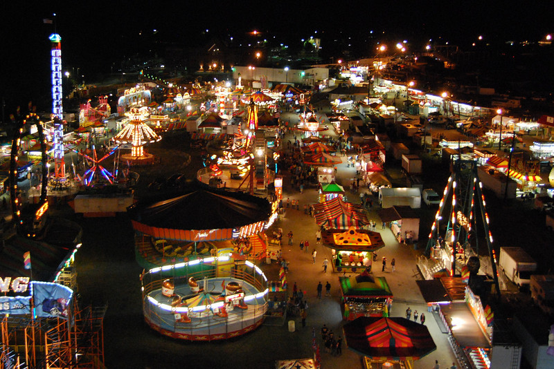 Every year, GWU students anxiously await the opening of the Cleveland County Fair to take a break from studies and go have some fun.
