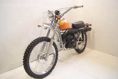 1973 Husqvarna WR250
