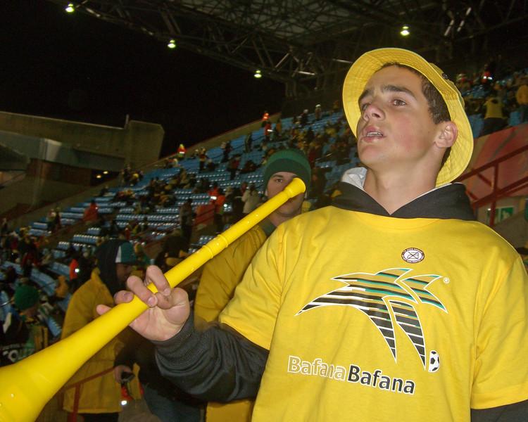 Uruguary vs South Africa in Pretoria