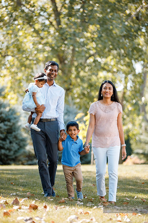 Rajeev & Lahari - Family