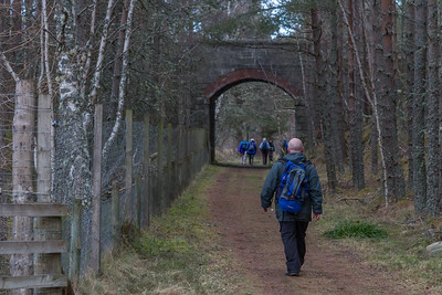 Speyside Way February 2017