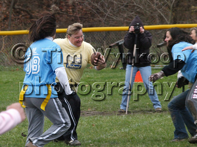 Pohatcong Powder Puff Football - 2008
