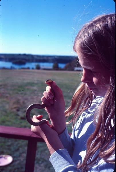 1978 09 Heather and snake 2.jpg