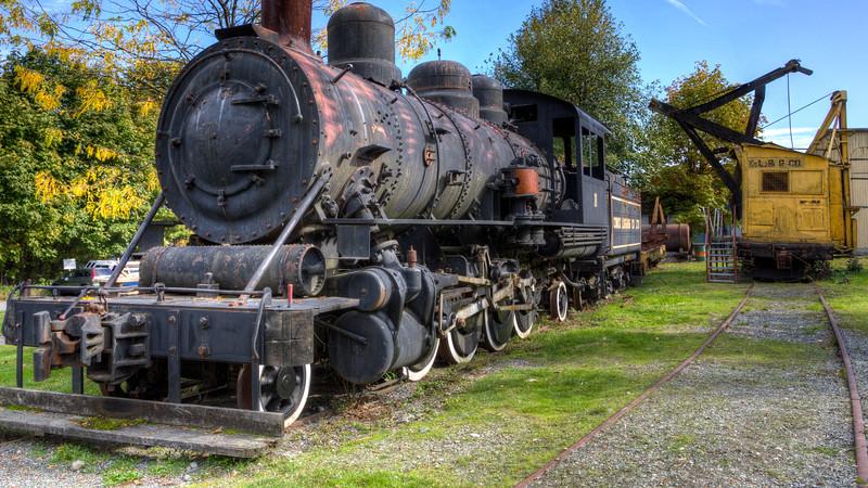 Ladysmith Train Station & Railway Museum