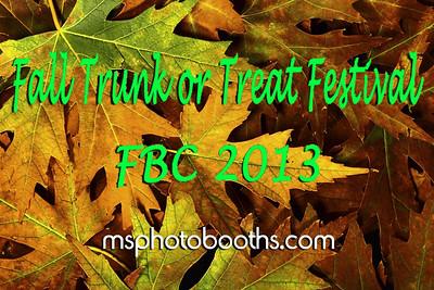 2013-10-31 FBC Fall Trunk or Treat