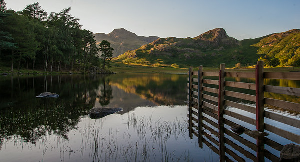 Lake District Day 1, part 2: Blea Tarn