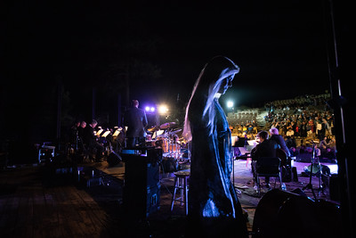 Reno Jazz Orchestra at Lake Tahoe Shakespeare Festival Stage 2018