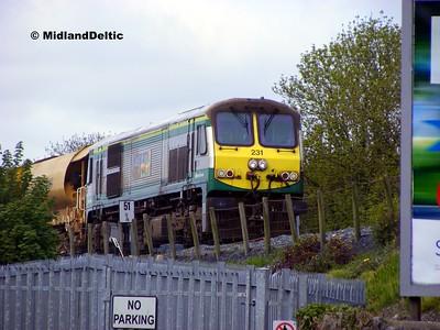 Portlaoise (Rail), 21-05-2015