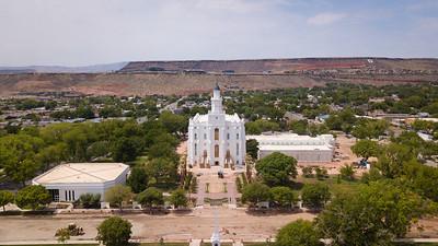 St. George Temple Renovation 8/13/2021
