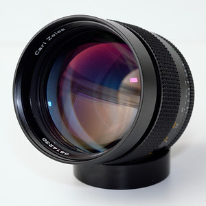 Contax Carl Zeiss 85mm 1.4