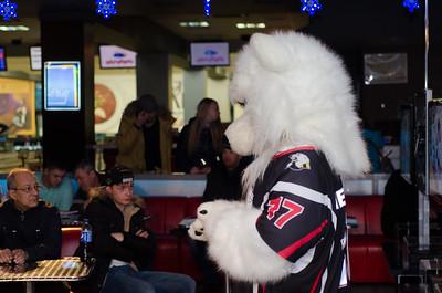Второй интеллектуальный паб-турнир о хоккее. Челябинск, 20 декабря 2014
