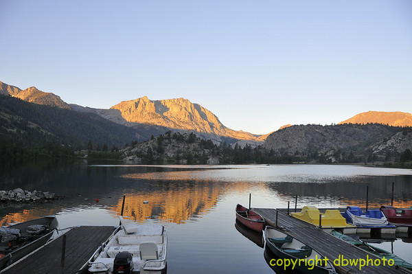 June Lake/Mono Lake & Tufas
