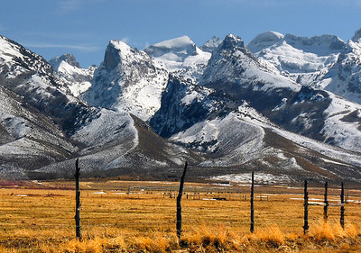 Springscapes-Ruby Mountains & Lamoille Canyon