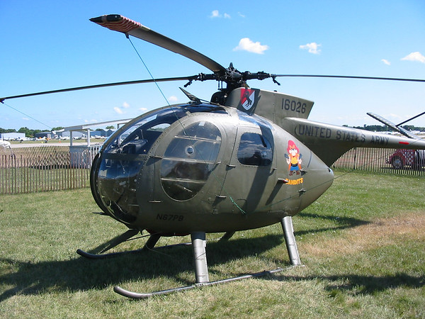 OH-6A Loach