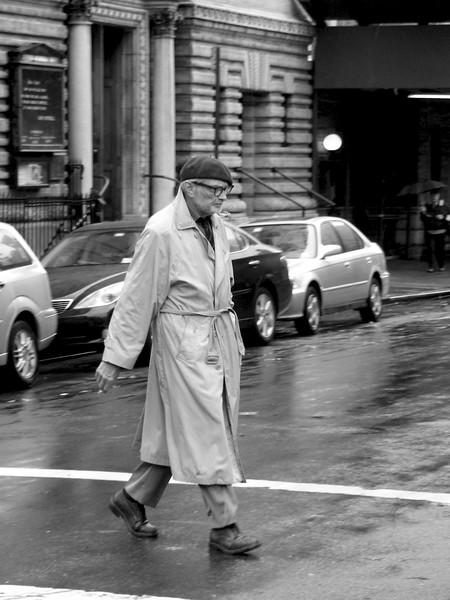 New York City, New York / October 2007