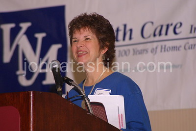 VNA - Visiting Nurse Association - Annual Meeting - October 23, 2001