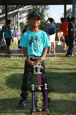 Western Little League Awards Ceremony