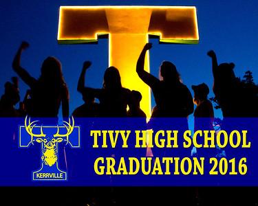 Tivy High School Graduation 2016
