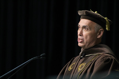 Valparaiso University Commencement May 15 2021