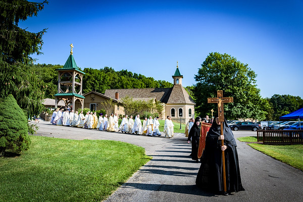 Liturgy for the Feast of the Transfiguration 2018