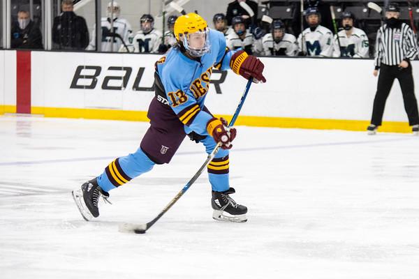 Ice Hockey: Marquette vs De Smet Leg One