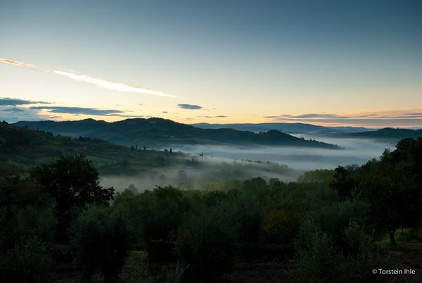 Toscana september 2006