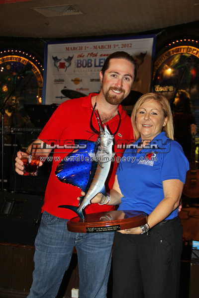 2012 Capt Bob Lewis Billfish Challenge