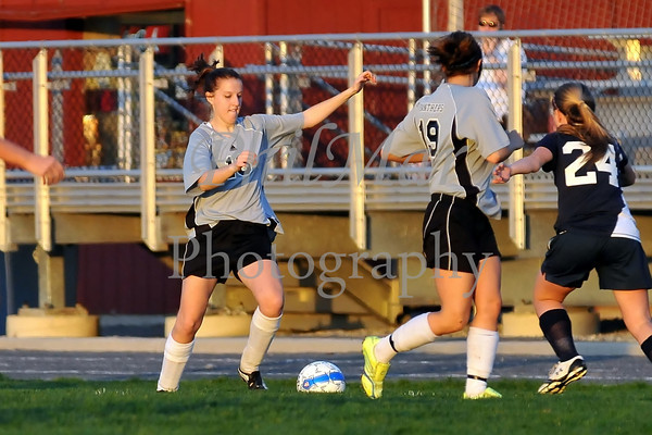 Schuylkill Valley VS Holy Name Girls Soccer 2010 - 2011